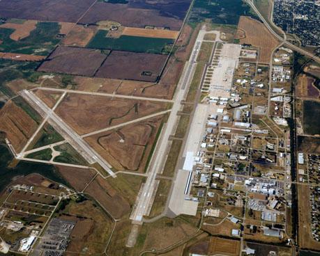 Municipal Airport Salina, KS